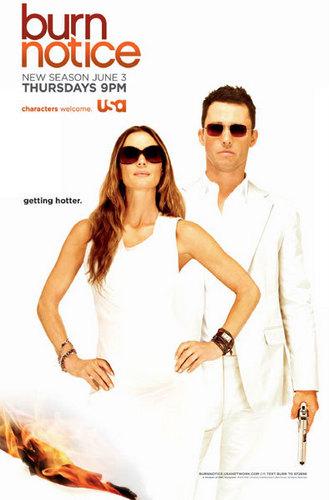 Watch Movie Burn Notice - Season 7