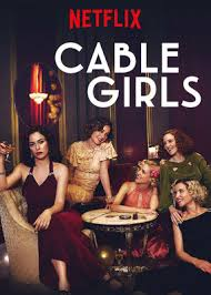 Watch Movie Cable Girls - Season 4