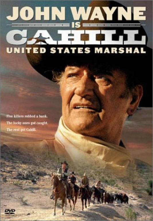 Watch Movie Cahill U.S. Marshal