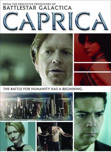 Watch Movie Caprica - Season 1