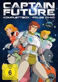 Watch Movie Captain Future