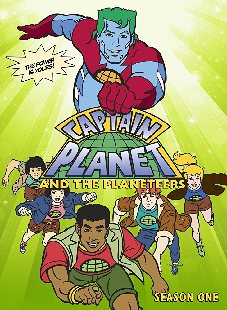 Watch Movie Captain Planet and the Planeteers - Season 5