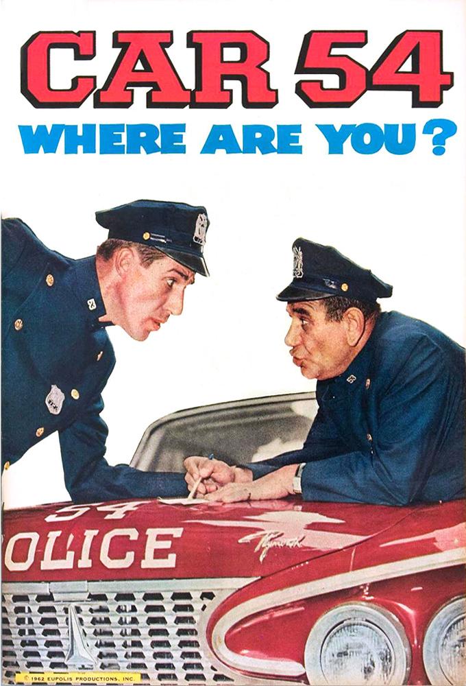 Watch Movie Car 54, Where Are You? - Season 2