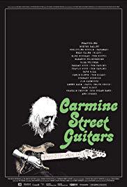 Watch Movie Carmine Street Guitars