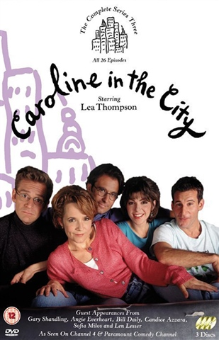 Watch Movie Caroline in the City - Season 4