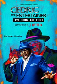 Watch Movie Cedric the Entertainer: Live from the Ville
