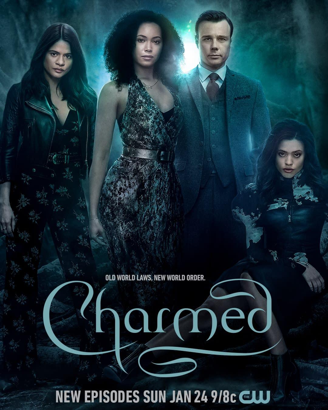 Watch Movie Charmed (2018) - Season 3