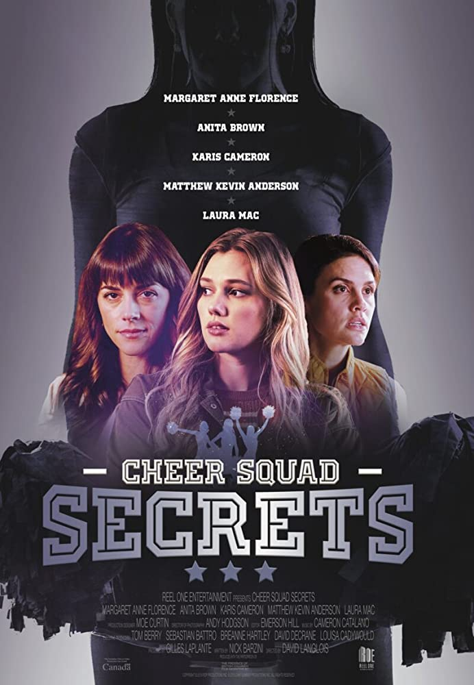 Watch Movie Cheer Squad Secrets