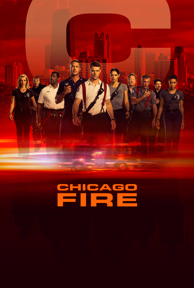 Watch Movie Chicago Fire - Season 8