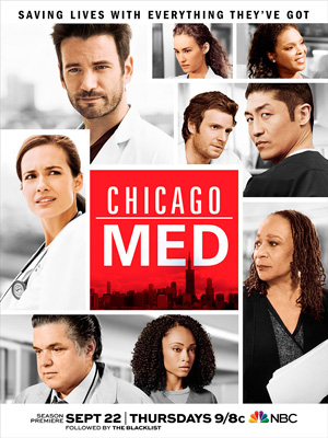 Watch Movie Chicago Med - Season 3