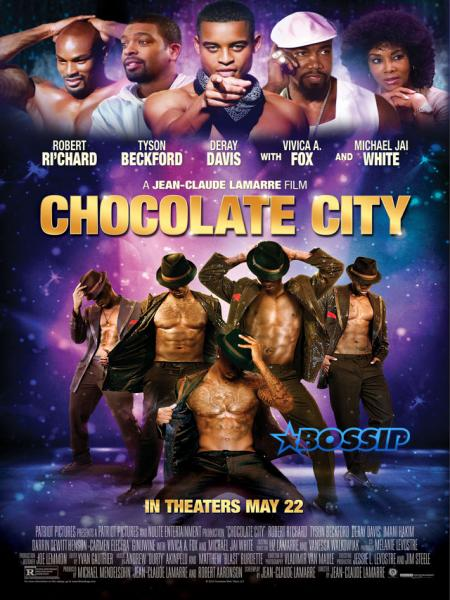 Watch Movie Chocolate City