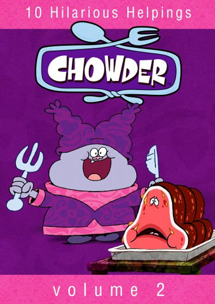 Watch Movie Chowder - Season 3