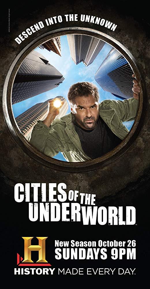 Watch Movie Cities of the Underworld - Season 1