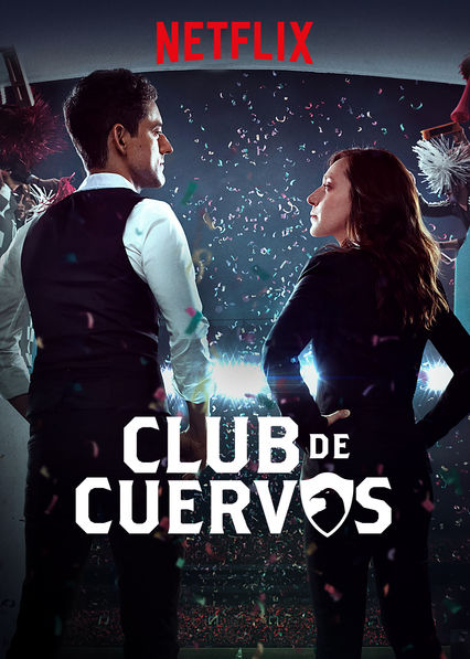 Watch Movie Club de Cuervos - Season 1