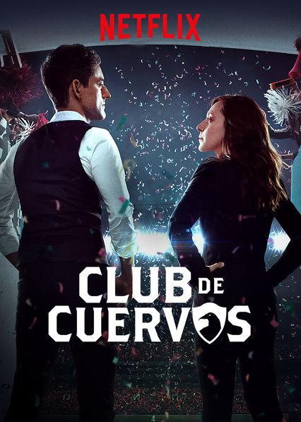 Watch Movie Club de Cuervos - Season 3