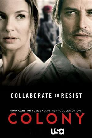 Watch Movie Colony - Season 3