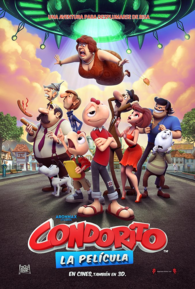 Watch Movie Condorito: The Movie