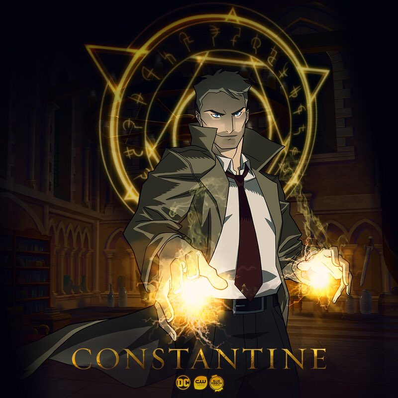 Watch Movie Constantine: City of Demons