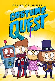 Watch Movie Costume Quest - Season 1