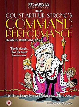 Watch Movie Count Arthur Strong's Command Performance
