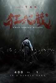 Watch Movie Crazy Samurai Musashi
