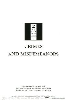 Watch Movie Crimes and Misdemeanors