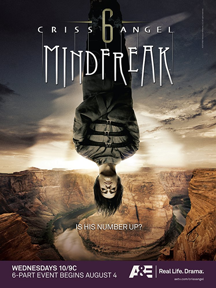 Watch Movie Criss Angel Mindfreak - Season 1