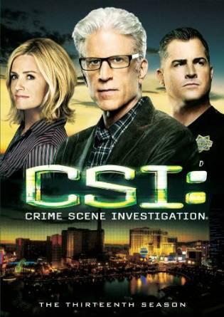 Watch Movie CSI: CRIME SCENE INVESTIGATION SEASON 14