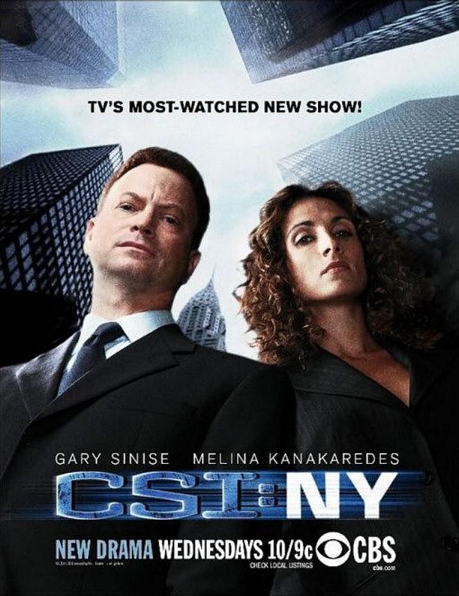Watch Movie CSI: NY - Season 2