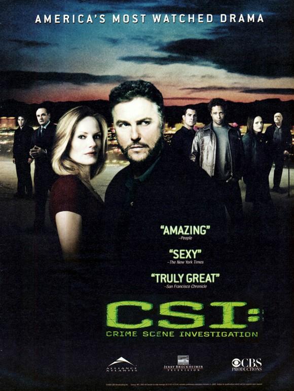Watch Movie CSI - Season 8