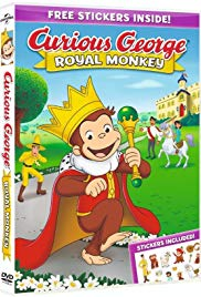 Watch Movie Curious George: Royal Monkey
