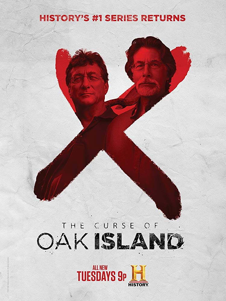 Watch Movie Curse Of Oak Island - Season 7