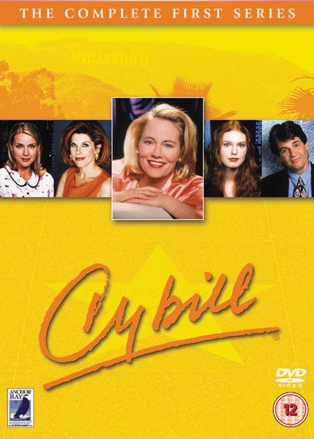 Watch Movie Cybill - Season 3