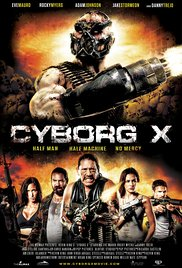 Watch Movie Cyborg X