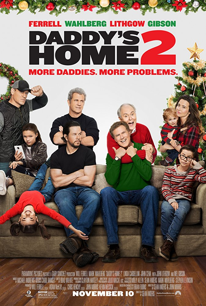 Watch Movie Daddy's Home 2