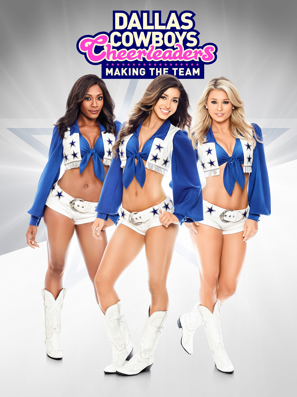 Watch Movie Dallas Cowboys Cheerleaders Making The Team - Season 14