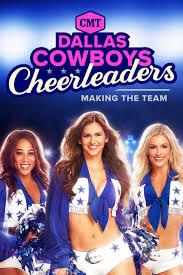 Watch Movie Dallas Cowboys Cheerleaders Making The Team - Season 15