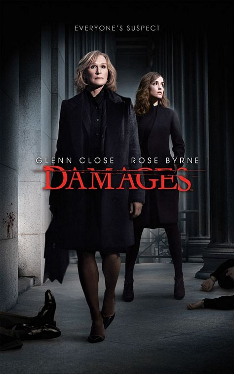 Watch Movie Damages - Season 4