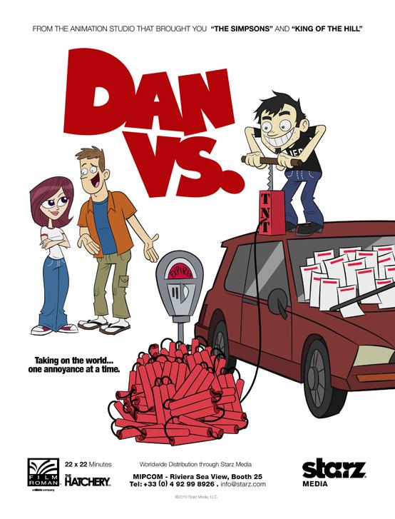 Watch Movie Dan Vs. - Season 1