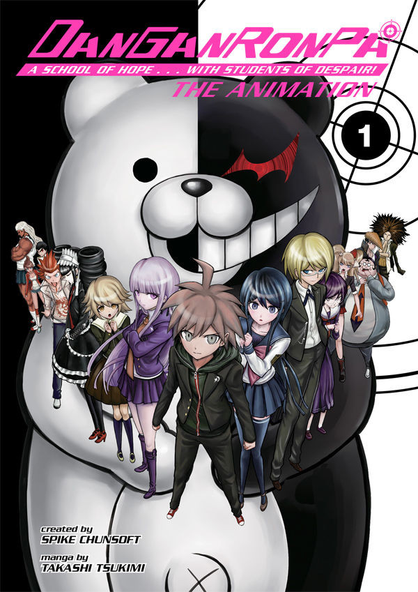 Watch Movie Danganronpa: The Animation - Season 1