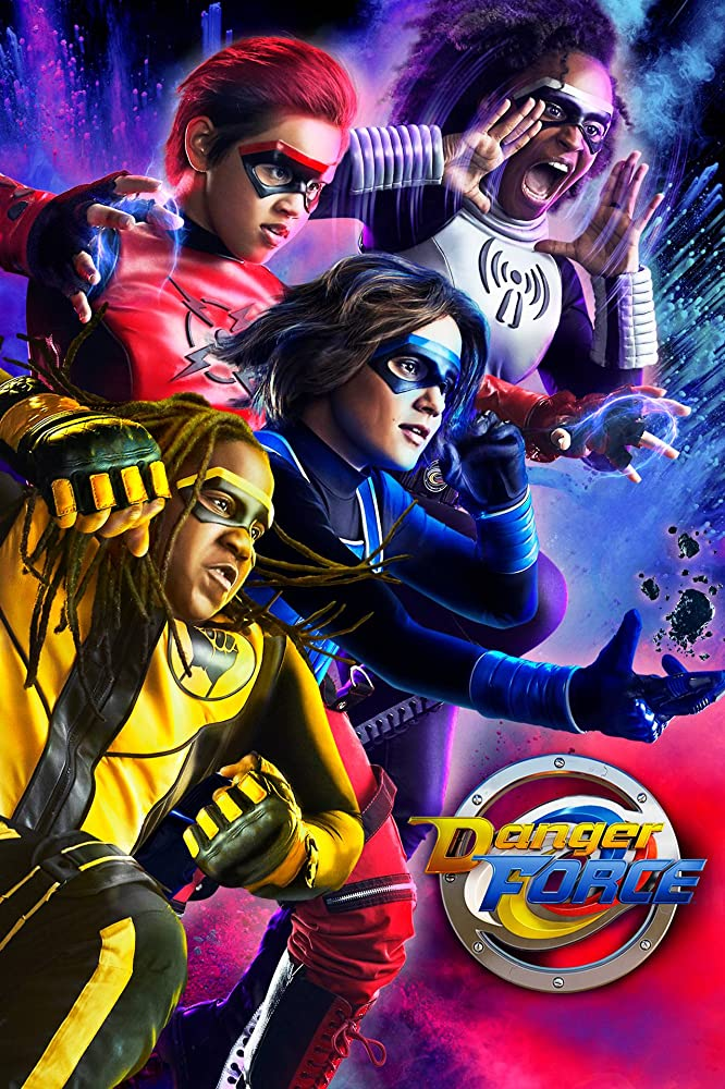 Watch Movie Danger Force - Season 1