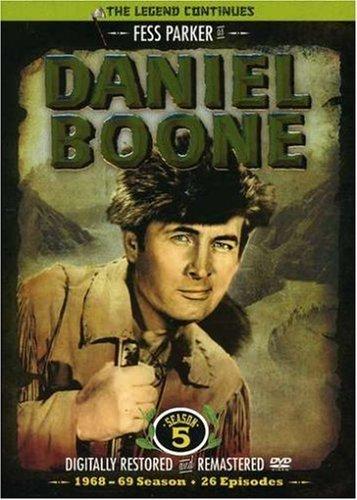 Watch Movie Daniel Boone - Season 3