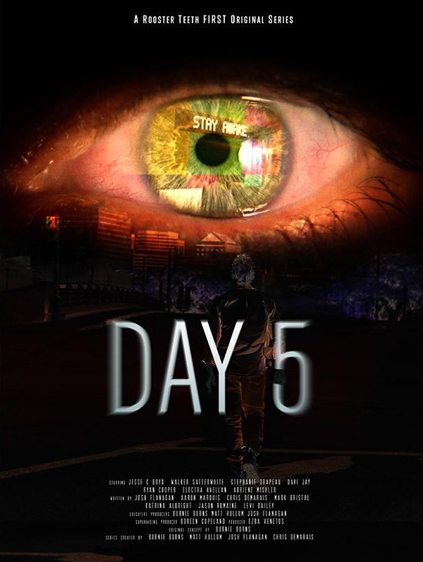 Watch Movie Day 5 - Season 1