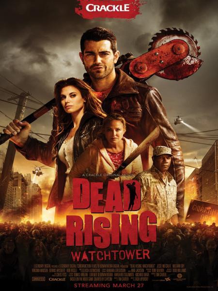 Watch Movie Dead Rising: Watchtower