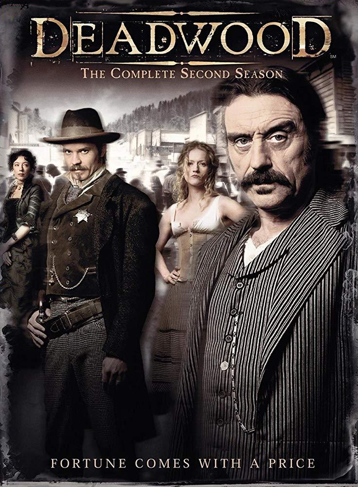 Watch Movie Deadwood - Season 2