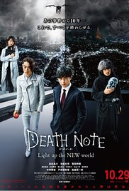 Watch Movie Death Note: Light Up the New World