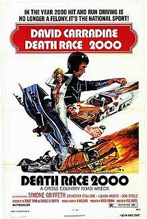 Watch Movie Death Race 2000