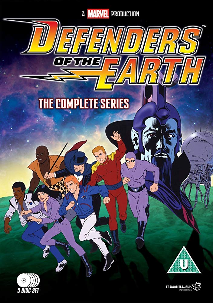 Watch Movie Defenders of the Earth