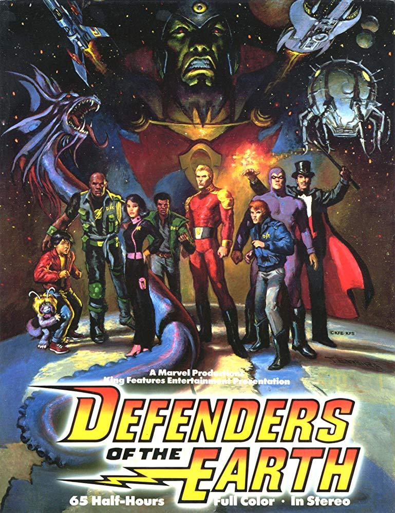 Watch Movie Defenders of the Earth - Season 1