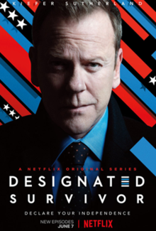 Watch Movie Designated Survivor - Season 3